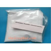 CAS 120511-73-1 Anti Estrogen Steroids Anastrozole ( Arimidex ) KOSHER