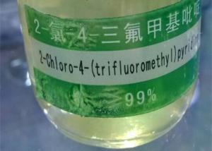 China 4 Trifluoromethyl Pyridine Pesticide Intermediates CAS 3796-24-5 Yellowish Liquid on sale