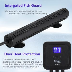 China 500W Stainless Steel Hygger Aquarium Heater on sale
