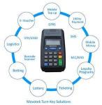 Movotek GSM Printer (GPRS & USSD & SMS) for Prepaid Electricity System (Electricity Token)