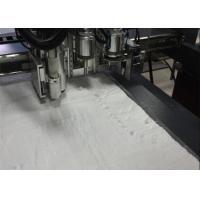 Asbestos Composite Coated Fiberglass Cloth Digital Cnc Plotter Cutting Machine
