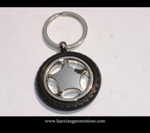 China hot sale custom car emblem keychain metal key chain /metal keyring on sale