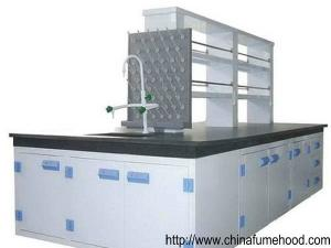 China Hospital PP Dental Laboratory Work Benches 8-10mm Chemical Resistant Benchtop on sale