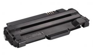 China Black Dell Compatible Toner Cartridges D1500 for DELL 1500 / lexmark E321 on sale
