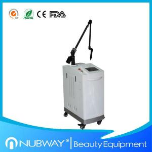 China CE Certification Nd Yag Laser Tattoo Removal Machine For Medical Beauty Clinic on sale