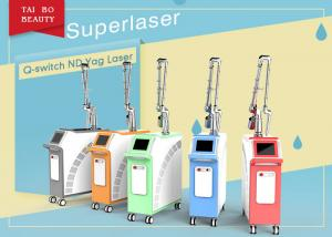 China 2000mj High Energy Q Switched Nd Yag Laser Tattoo Pigmentation Removal Machine 1-10HZ Frequency on sale
