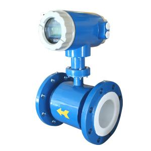 China High temperature Type Electromagnetic Flow Meter on sale