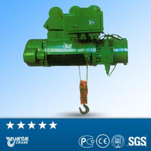 China YT Bset selling and high quality explosion proof wire rope electric hoist on sale