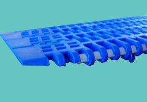 China Plastic modular belt ZY900FG FUSH GRID MODULAR LIVE TRANSFER CONVEYOR BELTS DYNAMIC CONVEYOR BELTS on sale
