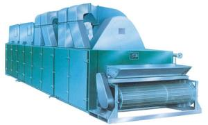 China Advanced drying capacity mesh belt dryer for low energy consumption and qualified product on sale
