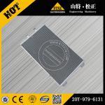 high quality geunine parts PC200-7 condenser 20Y-979-6131