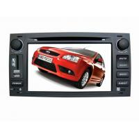 For Ford Focus 2004-2007, 7 Inch Touch Screen and Black IPOD Ford DVD Navigation system DR7971