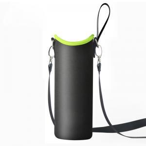 China Portable Holder Strap Neoprene Cooler Insulated Bottle Sleeve on sale