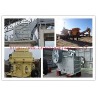 China stone crusher for gold ore crushing on sale