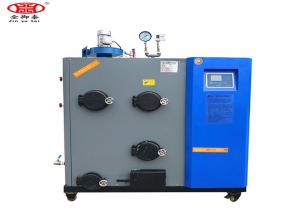 China Industrial Usage and Low Pressure Small Biomas wood Pellet  Steam Boiler 100 kg/h on sale
