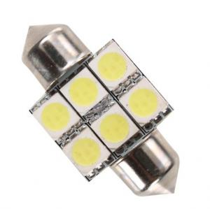 China Multi color DC 12v auto SMD LED Car Bulbs 360 degree brightness For Auto Indicator Lamp on sale