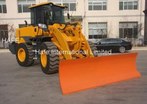 China ZL936 Small Wheel Loader Modular Structure 92KW Rated Power And 28% Gradeability on sale