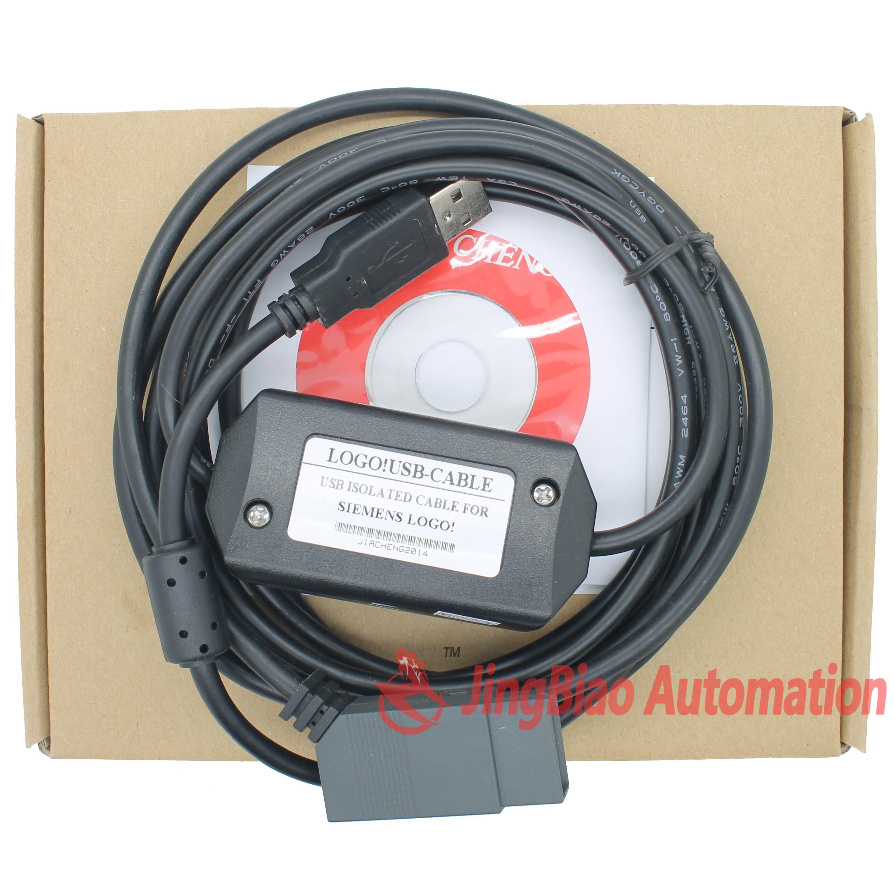 USB-LOGO Programming Cable for Siemens LOGO! USB Version PLC