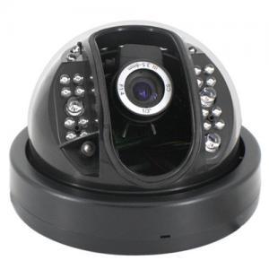 China High Resolution AWB CCD Mini Speed Dome Camera Indoor / Outdoor For Home on sale
