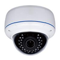 2.0 Megapixel WDR Water-Proof & Vandal-Proof IR Network Dome Camera