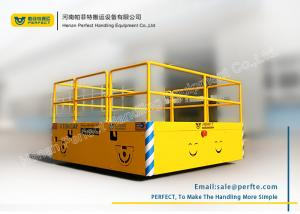 China Industrial Climbing Ability Automated Guided Vehicles / Material Transfer Trolley on sale