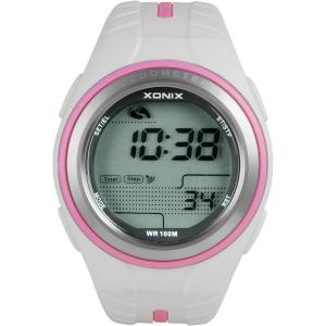 China Gents Calorie Pedometer Watches For Walking / Step Counter Watches on sale