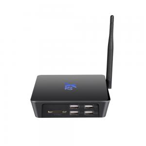 China TV Box X92 Android Mini PC Android 6.0 2GB / 16GB Chipset S912 Octa Core supplier