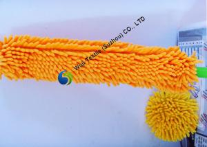 China Superfine Fiber Multifunction Household Chenille Removal Duster Solid Color on sale