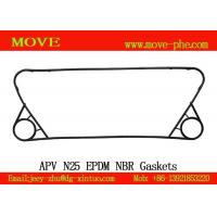 Heat Exchanger Plate&Gasket replacement APV N25,N35,j092,j107,k34 NBR/EPDM plate heat exchanger gaskets