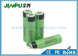China Green Power 3.7V 18650 Lithium - Ion Battery Cell 3400Mah With PCB on sale