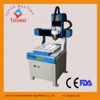 China Hot sale PCB drilling machine 360 x 360mm working area mini cnc router machine TYE-3636 on sale