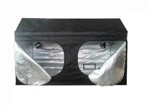 China Hydroponic Indoor Plant Growing Tents Waterproof Grow Tent With Roof Top on sale
