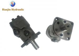 China Small Size Spool Valve Motor , Smooth Operation Lightweight Hydraulic Motor BMR 80 on sale