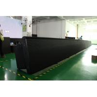 China 960mm Perimeter Advertising Boards Soft Mask Design Anti Rust Unique Angle Adjustable on sale