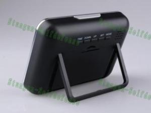Quality New Hidden spy Digital Clock Camera + Remote Control, continuous Recording for for sale