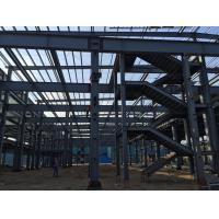Multi-Storey Steel Structures Factory Workshop Building for Sale
