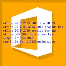 mak key for office 2010 activation