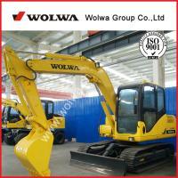 wolwa dls100-9b Hydraulic Crawler  Mini Excavator