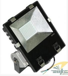 China Warm white 100 Watt LED Flood Light IP65 Bridgelux COB Guarantee 3 Years on sale