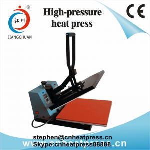 China Lowest price t-shirt heat press machine t shirt heat press transfer machine on sale