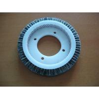 Pure Bristle Stenter Brushes Wheel For Monforts Artos Bruckner LK Textiles Machine
