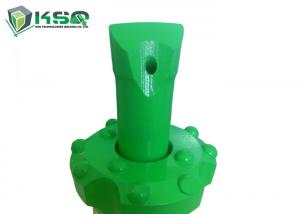 China Green Color Forging Reaming Drill Bit R25 R28 R32 Hard Rock Tungsten Carbide on sale