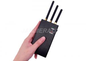 China Pocket - Size Wireless Video Jammer For Blocking Spy Camera And Audio Bug on sale