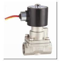 SS304 Piston High Pressure Solenoid Valve 50mm For Steam / Gas / Corrosive Fluids