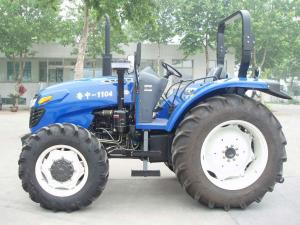 China LZ904 with new bonnet,luzhong brand farm tractor on sale