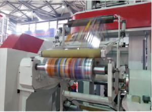 China ELS New High Speed PVC Film Gravure Printing Machine Price 300m/min 750mm unwind/rewind 3-50kgf servo motor on sale