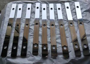 China ISO9001 RA1.6 10mm Steam Blowing Target Plate on sale