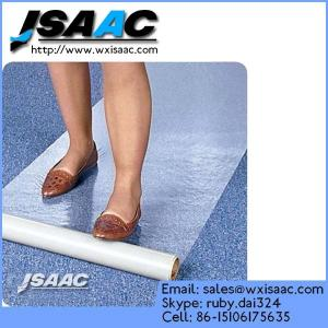 China High Adhesion Clear Carpet Protective Film 2015 on sale