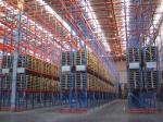 China High Standard Heavy Duty Pallet Racking , Adjustable Layer Height wholesale