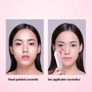 China Homemade Ultrasonic Galvanic Ion Face Massager Women Personal Care on sale
